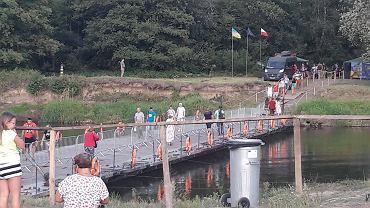 Tymczasowe przejście graniczne Zbereże - Adamczuki