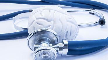 Mózg to centrum zarządzania, o które należy dbać szczególnie. Wstyd się nie leczyć