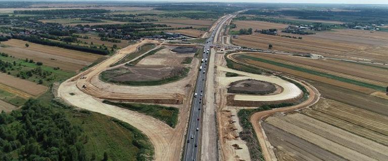 Autostrada A1 w końcu będzie kompletna. Ostatnie odcinki w budowie