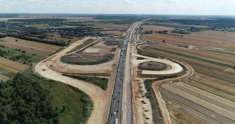 Budowa autostrady A1, GDDKiA
