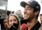 """F1. Daniel Ricciardo pod wrażeniem Roberta Kubicy: """"To co robi jest imponujące"""""""