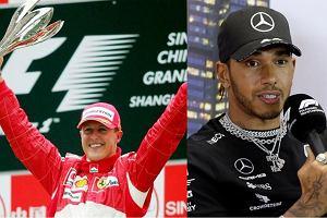 14-letni rekord Schumachera wyrównany! Fantastyczne zwycięstwo Hamiltona!