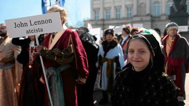 Marsz Ateistów 2016 w Warszawie