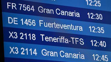 Brytyjskie TUI zrezygnowało z wycieczek do Hiszpanii