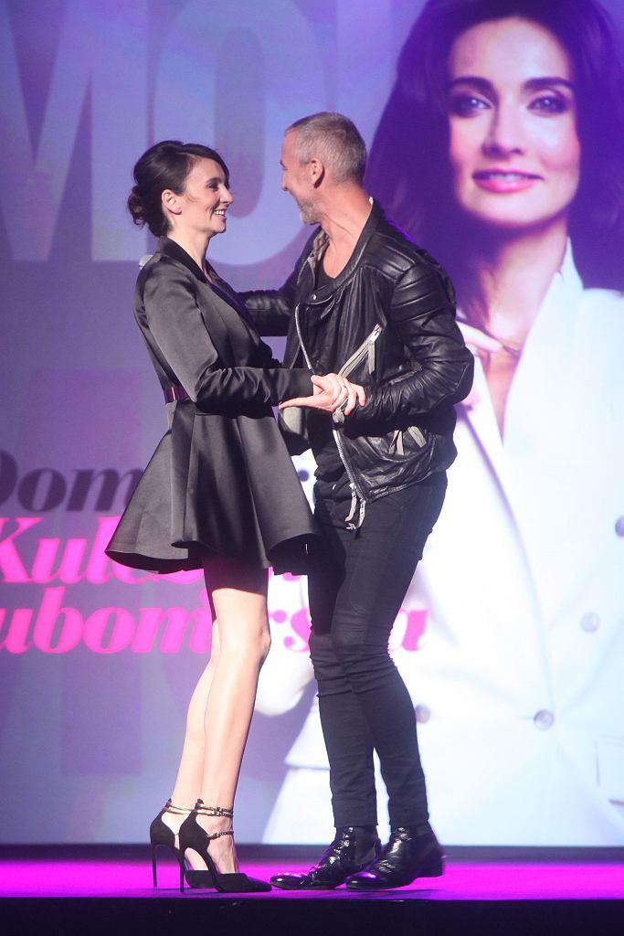 Dominika Kulczyk-Lubomirska i Robert Kupisz