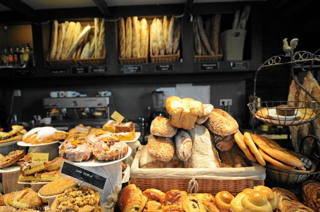 Śniadanie w Warszawie z samego rana