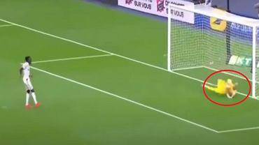 Keylor Navas obronił rzut karny w finale Pucharu Ligi Francuskiej z  Lyonem