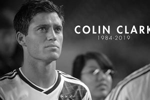 Nie żyje Colin Clark. Były reprezentant USA i były piłkarz LA Galaxy miał 35 lat