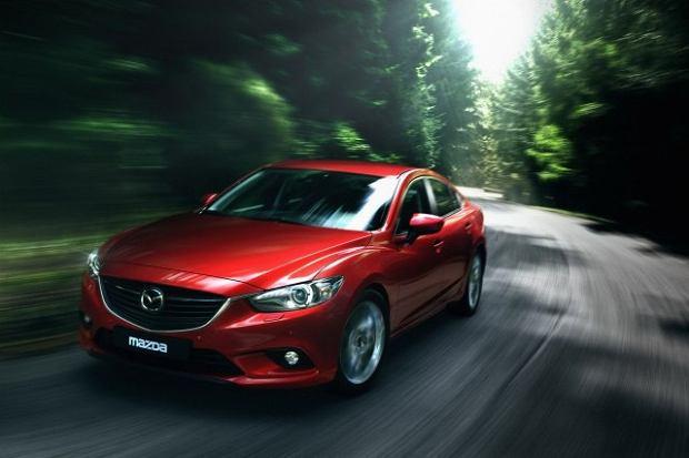 Nowa Mazda 6 od 88 700 zł