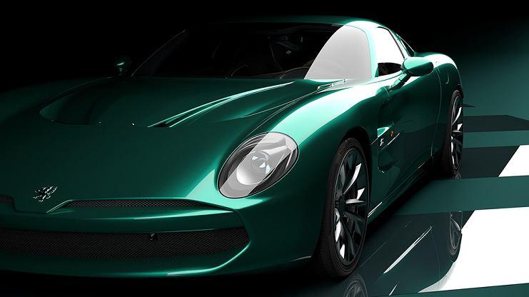 IsoRivolta GTZ. Zagato ożywia włoską markę. Będzie tylko 19 sztuk