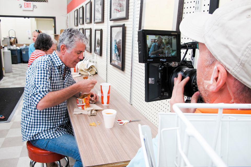 Zdjęcie numer 3 w galerii - Anthony Bourdain - niegrzeczny chłopiec kulinariów