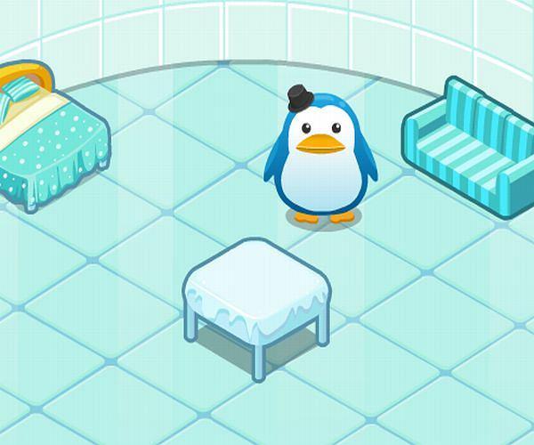 Urządź dom dla pingwinów