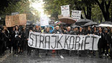Strajk Kobiet, 3 października, Wrocław