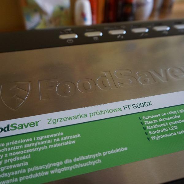 Zgrzewarka próżniowa FoodSaver FFS005x