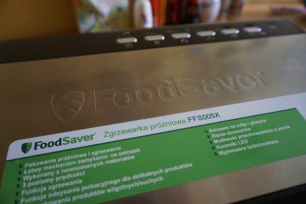 Pakowanie próżniowe stało się ulubioną zabawą w redakcji. Testujemy zgrzewarkę próżniową FoodSaver FFS005x