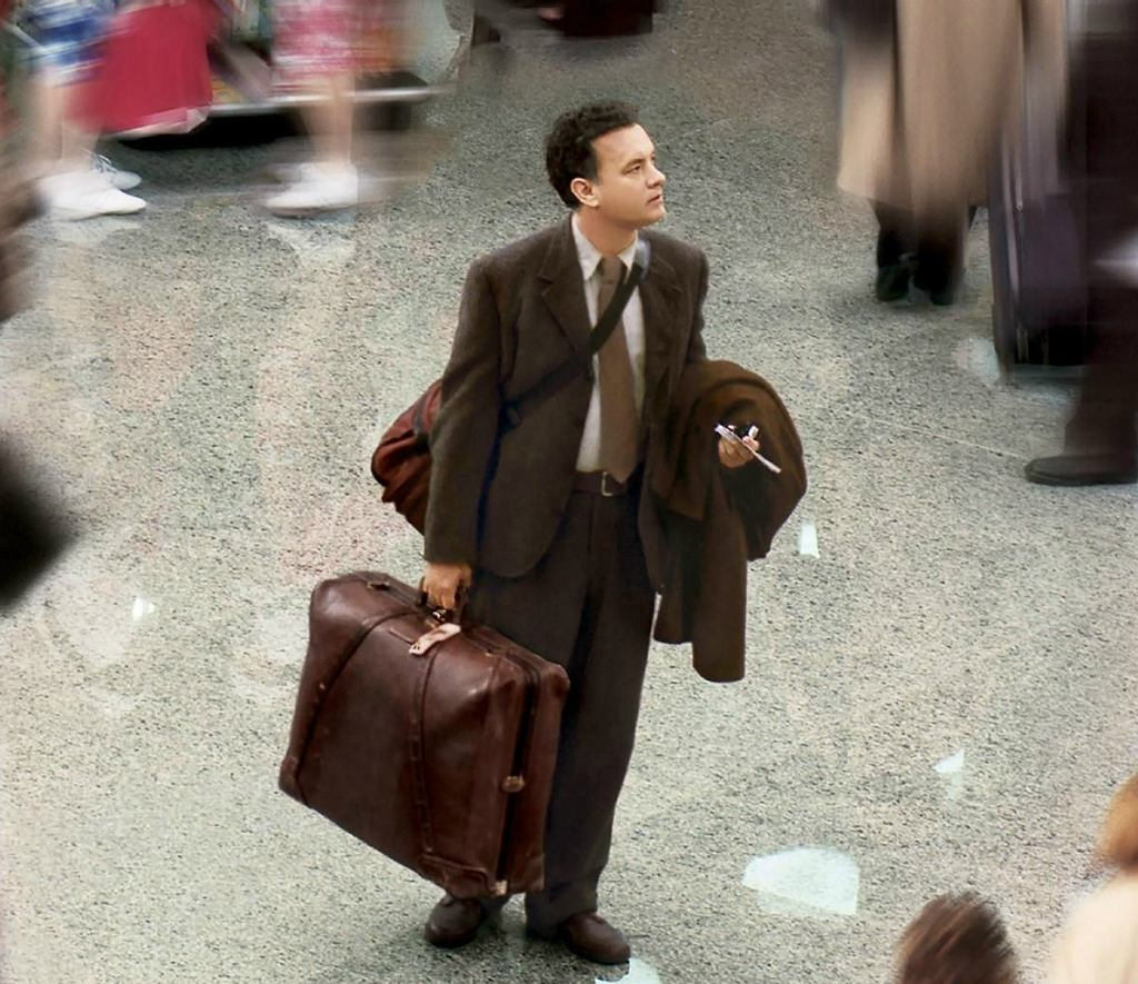 Kadr z filmu 'Terminal'