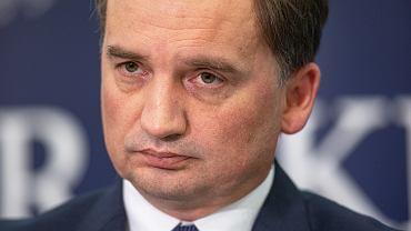 Minister sprawiedliwości i prokurator generalny Zbigniew Ziobro