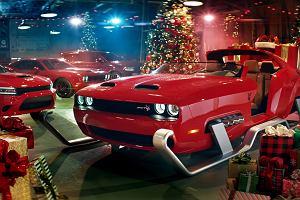 Dodge przygotował samochód dla Świętego Mikołaja