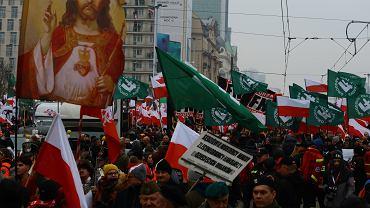 #Marsz Dla Ciebie Polsko w Warszawie