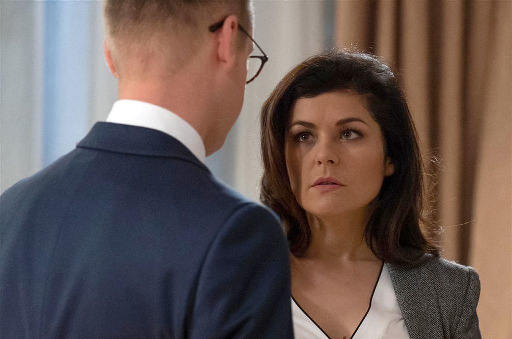 'M jak miłość': Kinga i Piotr Zduńscy rozstaną się?