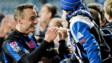 Michał Masłowski po meczu
