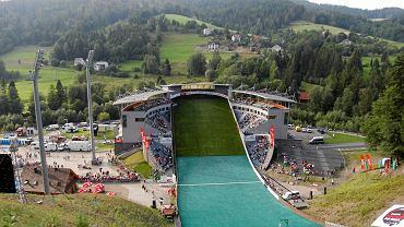 Letnie Grand Prix w skokach