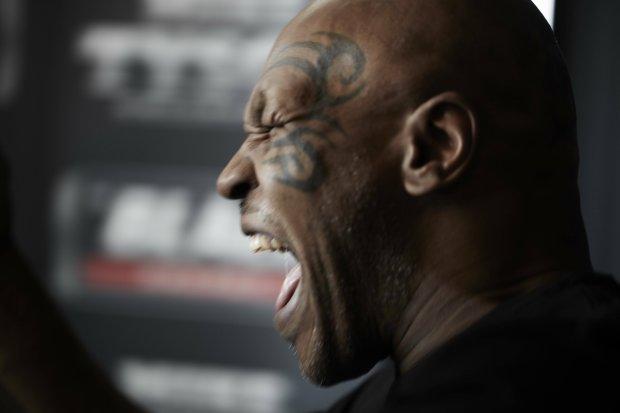 Mike Tyson: inna twarz Bestii