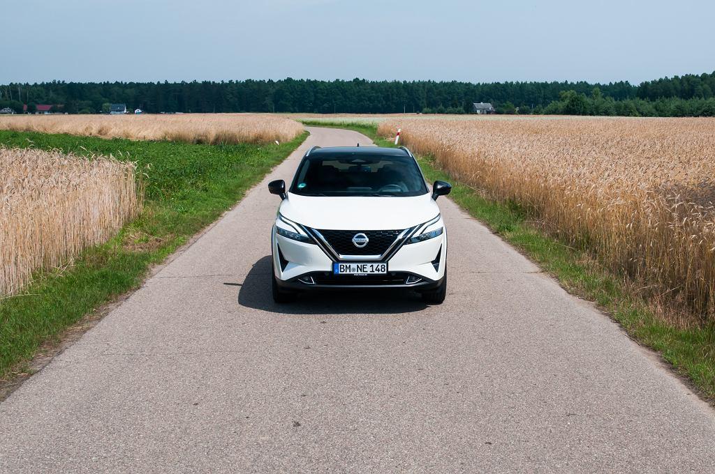 Nissan Qashqai 1.3 DIG-T 140 KM