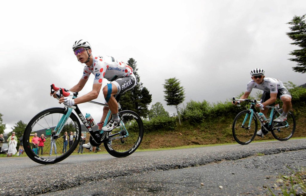 Michał Kwiatkowski w Tour de France