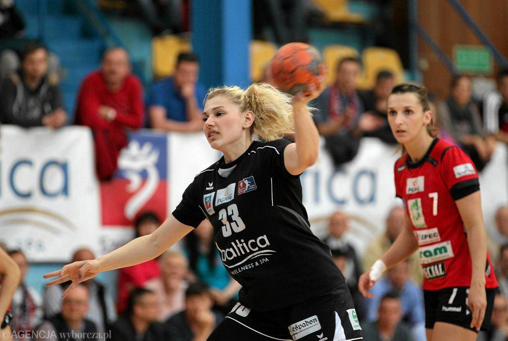 Monika Koprowska z Pogoni Baltiki