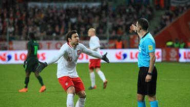 Mecz Polska - Nigeria we Wrocławiu
