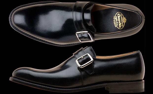 Church's: buty dla dżentelmena, buty, moda męska, logo z klasą, Buty Church's Tokyo Capital BlackCena: 275 funtów
