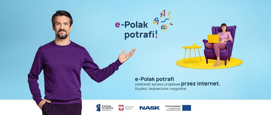 'e-Polak potrafi!' to akcja promująca technologię cyfrową