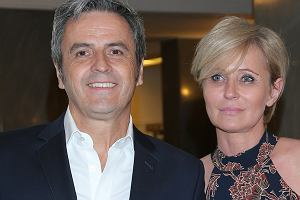 Piotr Polk i Joanna Gajewska