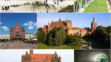 Północna Polska ma wiele atrakcji do zaoferowania
