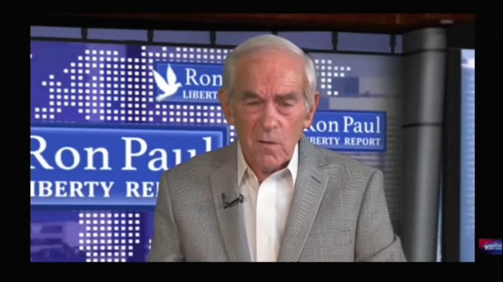 Były kandydat na prezydenta Stanów Zjednoczonych Ron Paul dostał udaru mózgu podczas wywiadu na żywo.