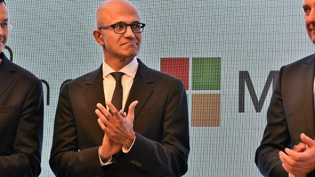 Dyrektor generalny Microsoftu Satya Nadella dostał 66 proc. podwyżki. To prawie 43 mln dolarów