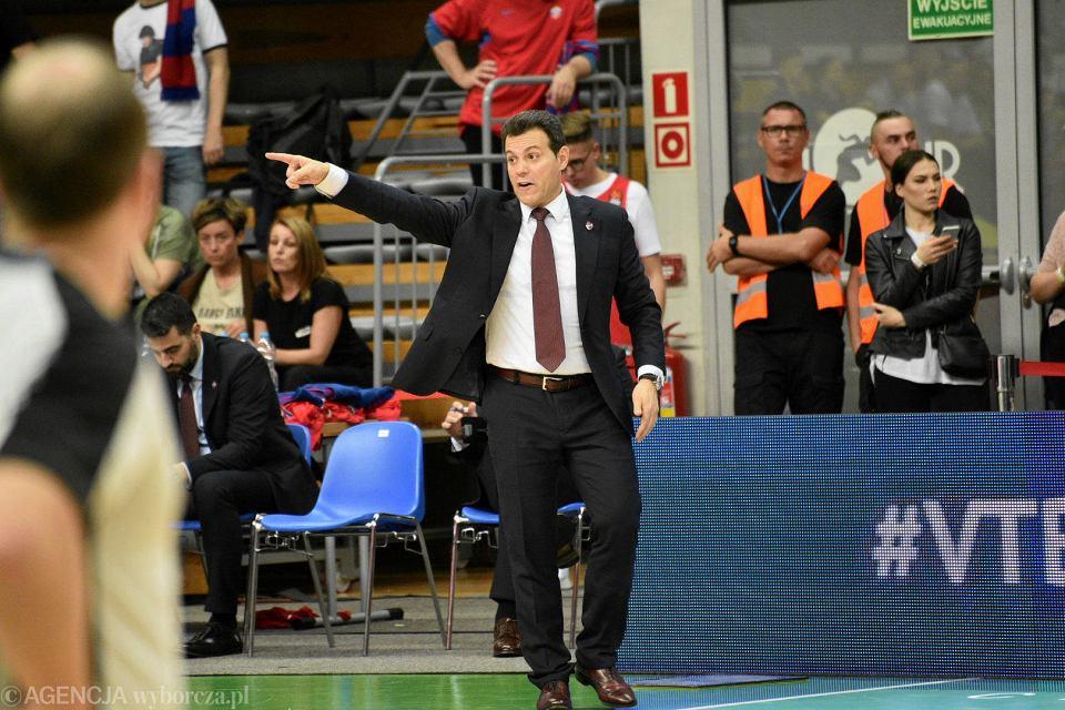 Zdjęcie numer 55 w galerii - Bez niespodzianek, CSKA dała Stelmetowi lekcję koszykówki [ZDJĘCIA]