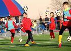 Polskie dzieciaki grają tiki-takę