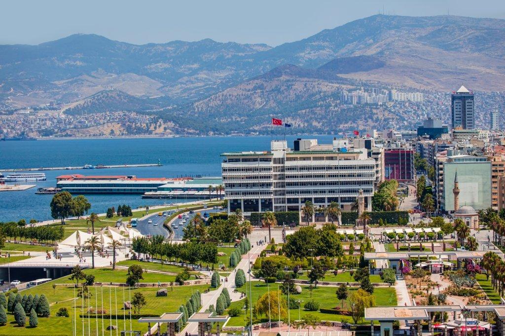 Wybrzeże Izmiru
