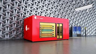 Nano store projektu firmy AiFi