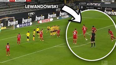 Bayern Monachium zaskoczył Borussię Dortmund w hicie Bundesligi