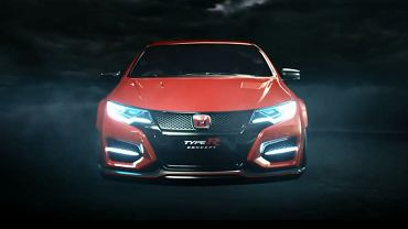 Honda Civic Type-R Concept - Warning! R-Rated
