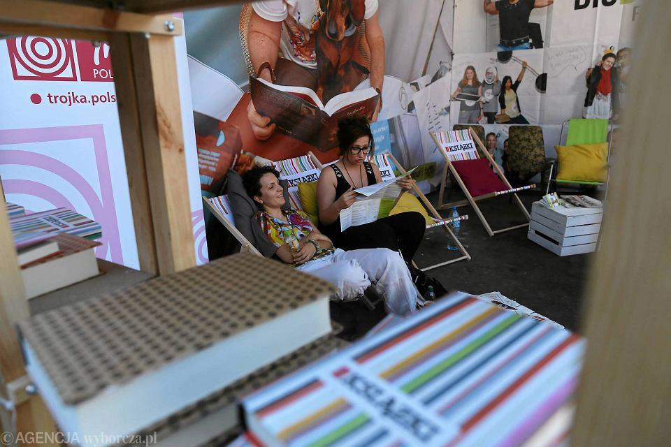 Zdjęcie numer 1 w galerii - Tłumy na Big Book Festival 2015. Zadie Smith, Sophie Hannah, Wassmo, Grzebałkowska...