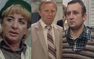 Zofia Czerwińska, Kazimierz Kaczor, Jerzy Turek