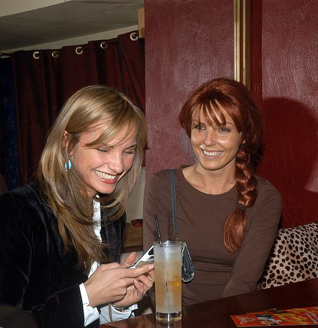 Małgorzata Teodorska i Agnieszka Włodarczyk