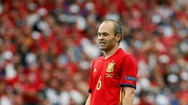 Hiszpania - Czechy w fazie grupowej EURO 2016