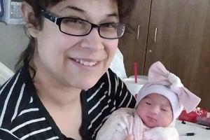 Mama gromadki chłopców urodziła wyczekaną dziewczynkę. Zmarła 11 dni po porodzie