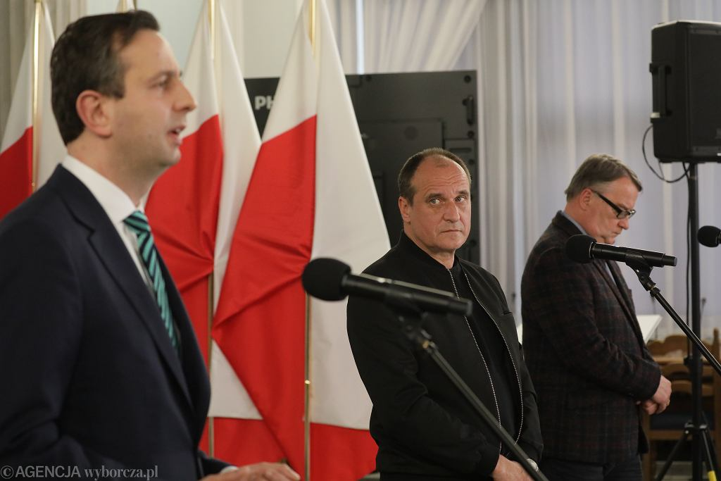 Władysław Kosiniak Kamysz, Paweł Kukiz i Marek Biernacki