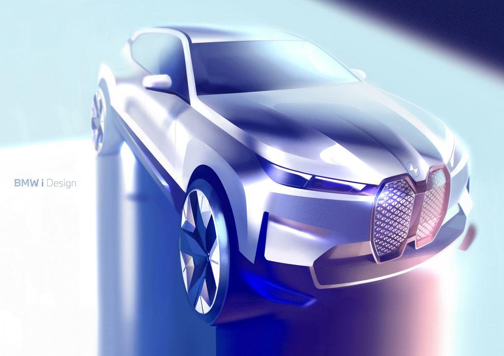 Projekt BMW iX